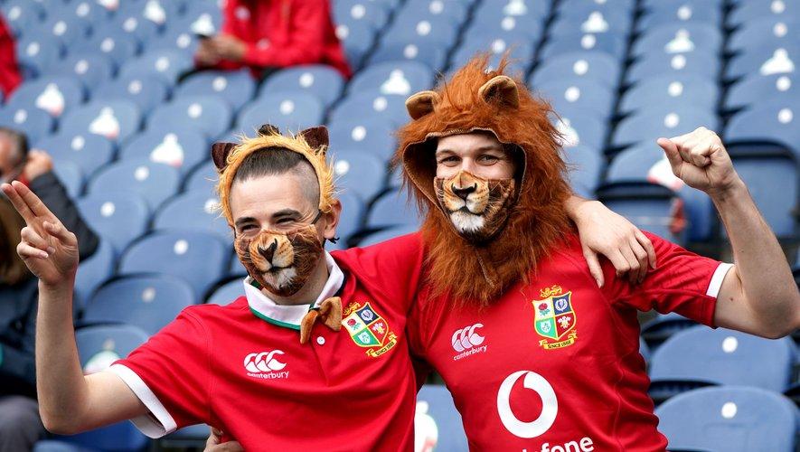 Afrique du Sud - Lions britanniques et irlandais : Lions contre Lions