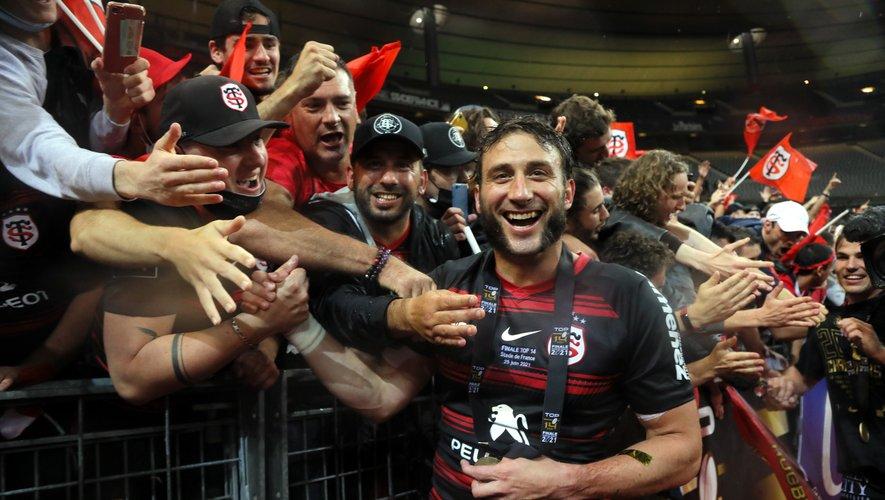 Les Toulousains veulent donner une belle sortie à Maxime Médard qui prolonge une saison supplémentaire en Rouge et Noir.