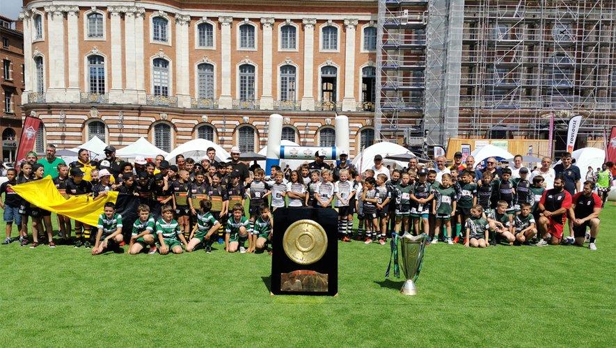 Revivez en images le Toulouse Rugby Festival !
