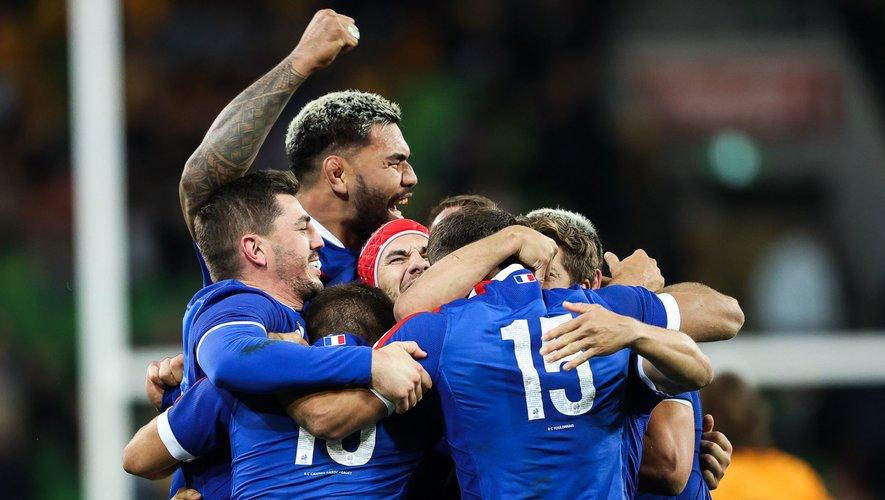 Après l'exploit, le rêve d'une tournée victorieuse pour le XV de France
