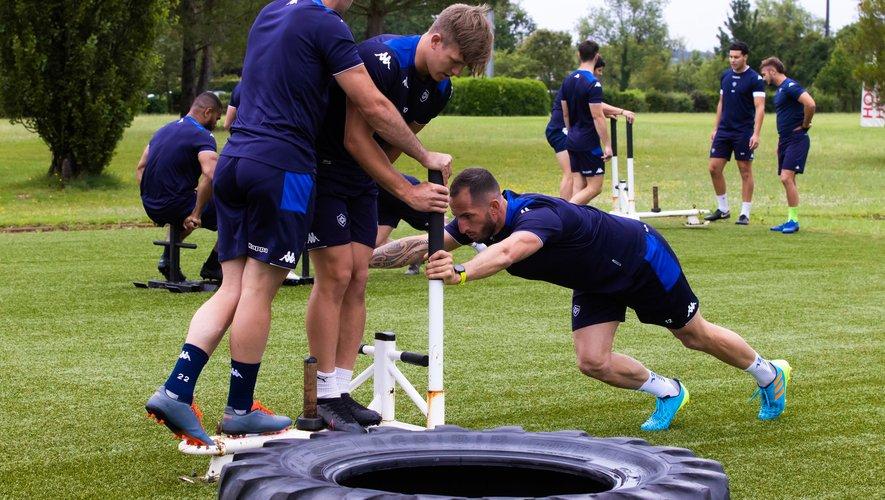 Julien Dumora et les Castrais ont repris le chemin de l'entraînement le 12 juillet dernier, avec comme objectif de faire mieux que la saison passée… C'est-à-dire accrocher les phases finales.