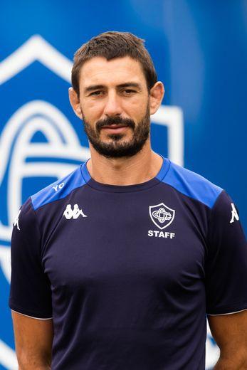 Yannick Caballero devient l'entraîneur de la touche du CO.