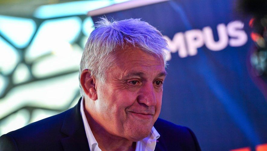 """Claude Atcher, le directeur du comité d'organisation du Mondial 2023, insiste que la compétition """"ne sera pas déficitaire""""."""