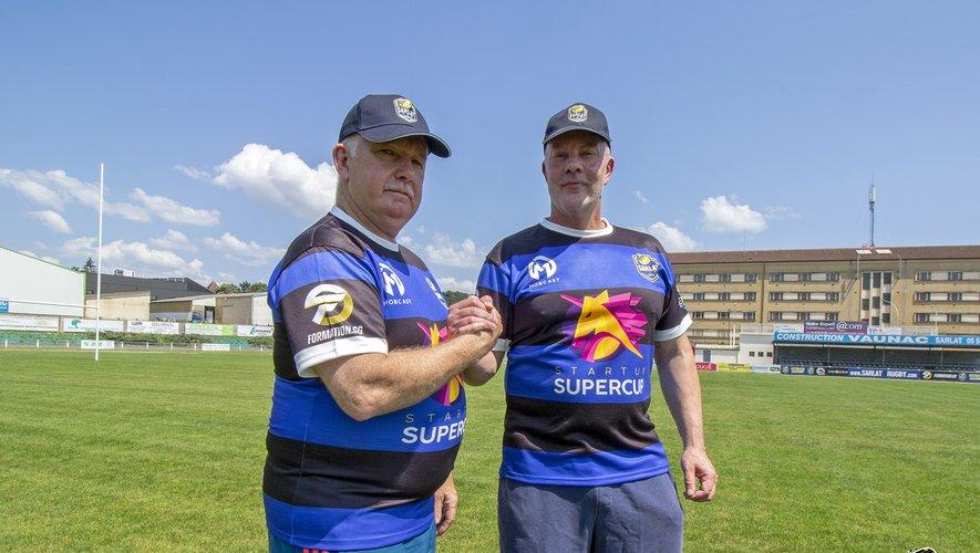 L'entraîneur de la défense David Ellis rejoint Sarlat Rugby, un club de Fédérale 2 présidé par Dom Einhorm, et à l'ambition folle : celle de monter en Pro D2 d'ici cinq ans.