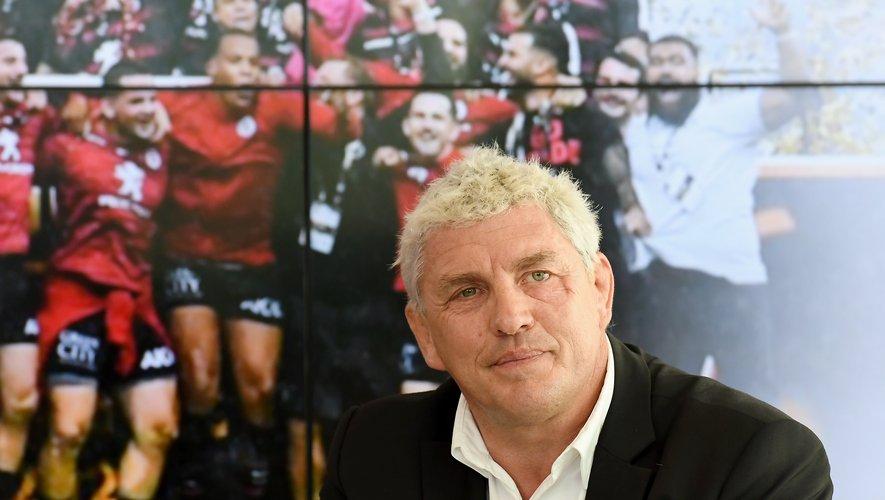Malgré la réussite sportive, de nombreux supporters présents ont voulu savoir si la crise sanitaire était toujours un frein pour le club. Didier Lacroix s'explique.