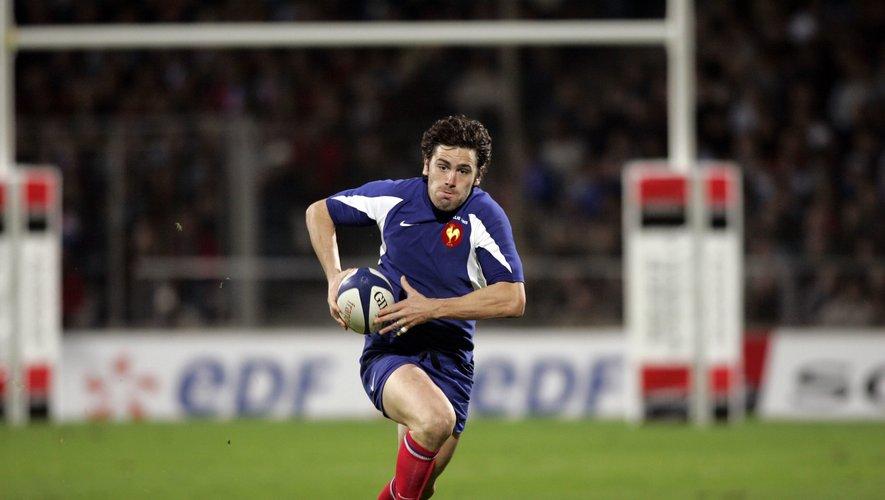 L'ancien arrière Julien Laharrague revient sur certains de ses meilleurs moments en Bleu.
