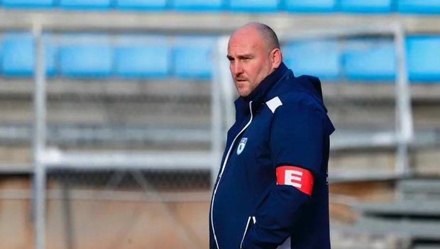 Ludovic Mercier a posé ses valises en Moselle début juin et depuis dirige la reprise de l'entraînement des Messins.