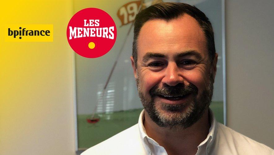 Yann Le Diouris, président de la JA Vichy-Clermont, engagée en Pro B