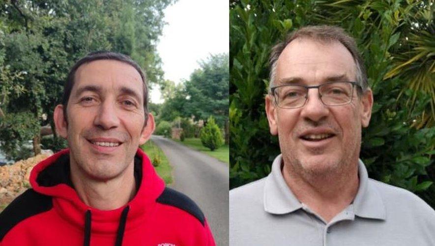 Dorian Martel et Marc Elia, les deux nouveaux présidents de Bobigny.