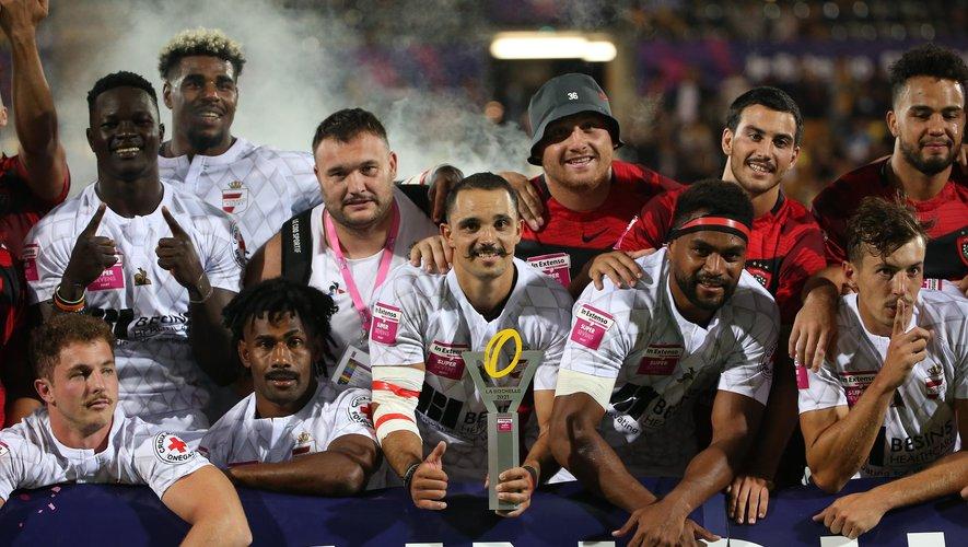 Une semaine après sa victoire à Toulouse, la sélection monégasque a récidivé en dominant le RCT en finale.