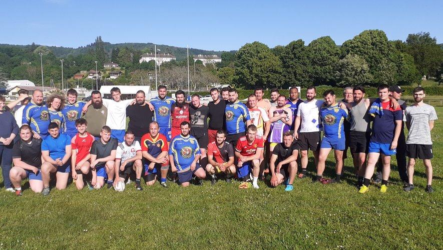 Les coalisés jurassiens et aindinois se battent au quotidien pour faire vivre le rugby de village dans leur secteur.