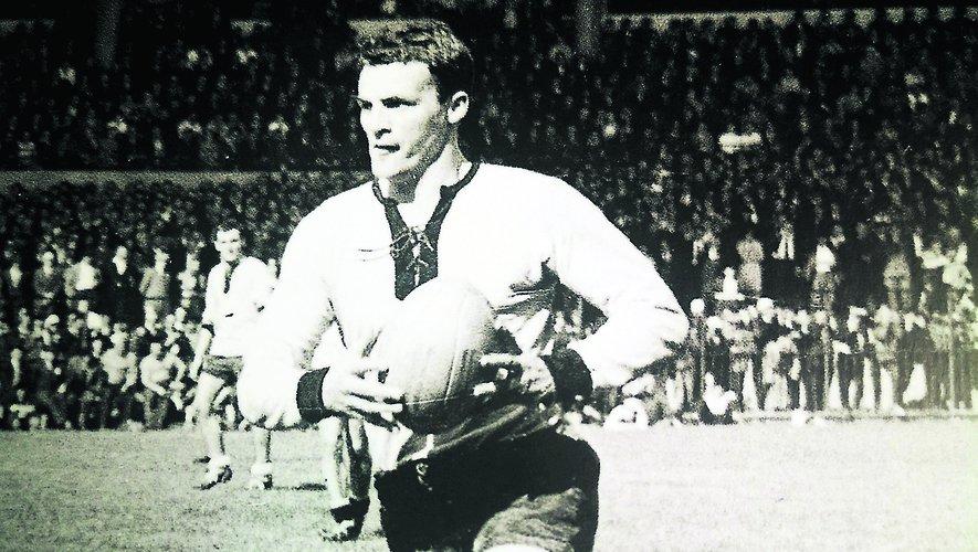 André Boniface, mythique trois-quarts centre du Stade montois, restera comme l'un des joueurs les plus élégants du rugby à XV.