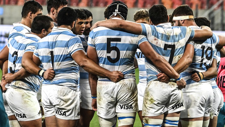 Rugby Championship - Les Pumas