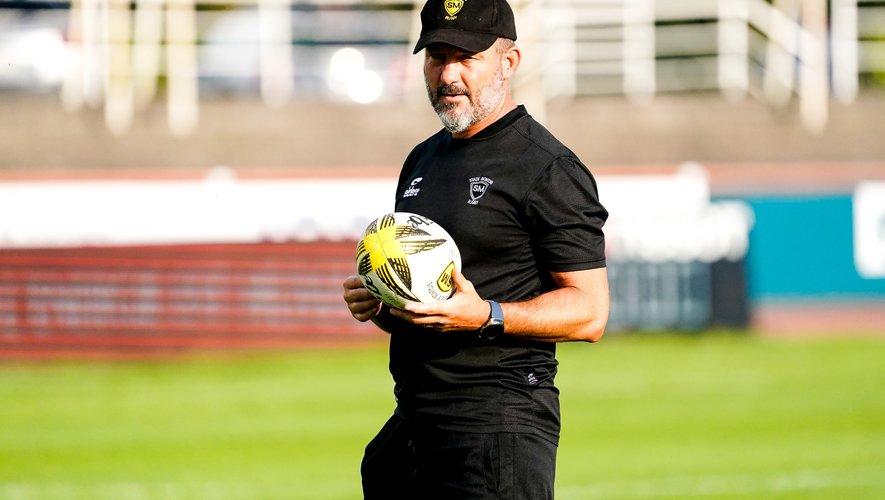 Stéphane Prosper est satisfait du début de saison des Montois