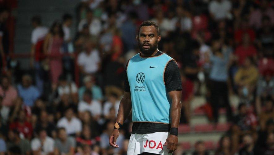 Leone Nakarawa (Toulon) : « On m'a expliqué que je ne pourrais plus jamais jouer au rugby »
