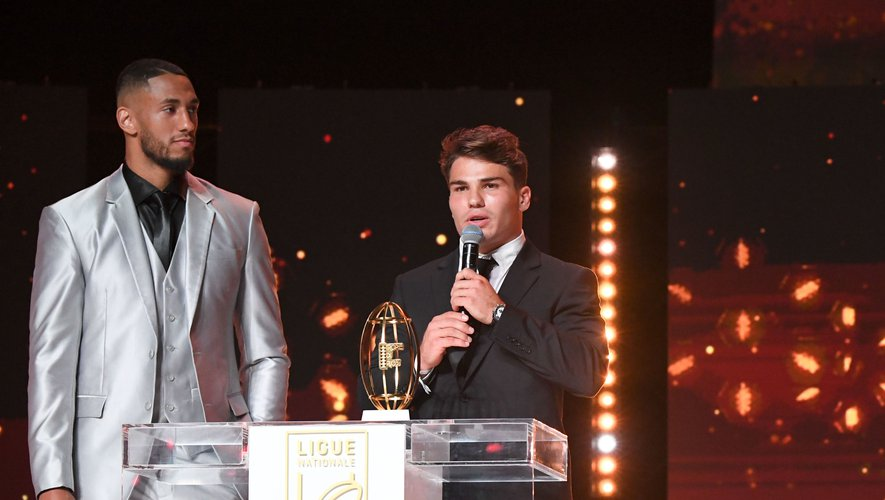 Antoine Dupont est en train de devenir l'image du rugby français à l'international.