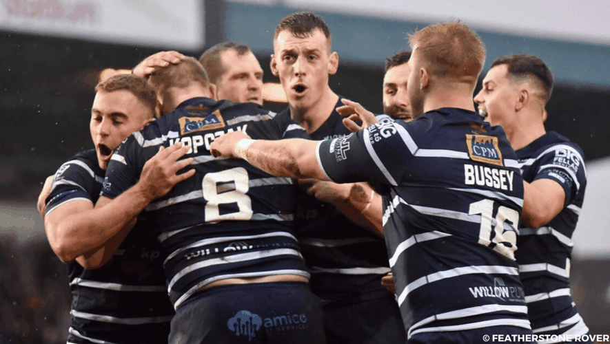 Featherstone Rovers.