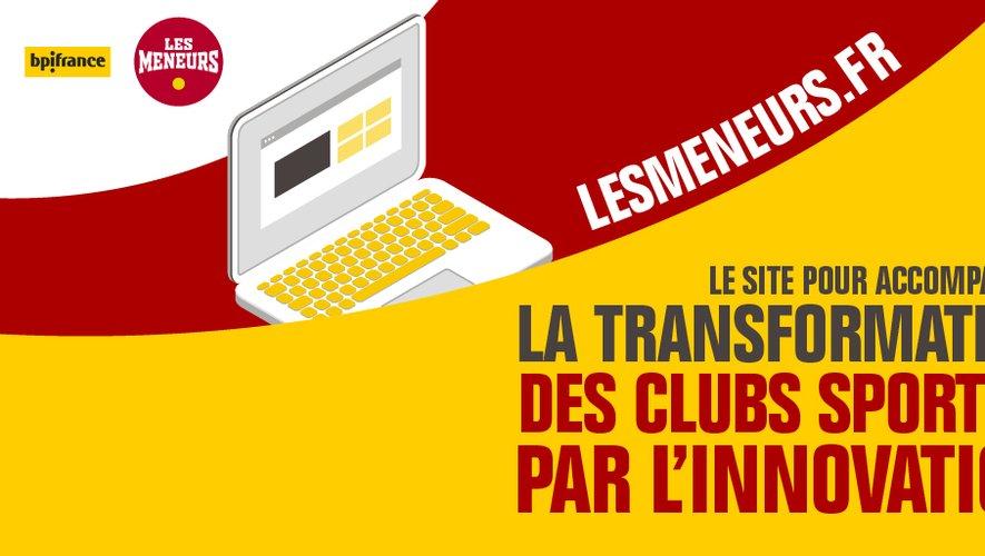 LesMeneurs.fr, la plate-forme de Bpifrance destinée aux acteurs de l'innovation dans le sport